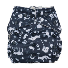Load image into Gallery viewer, Baba+Boo The Cosy Collection One Size Pocket Nappy