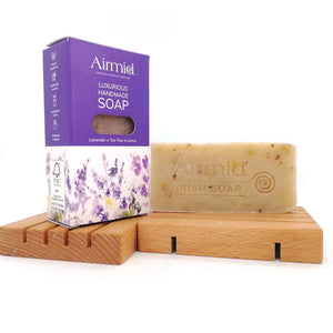 Airmid Irish Lavender Tea Tree Lemon Soap