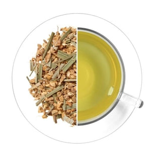 Lime and Ginger Tea 100g - Ecoanniepooh