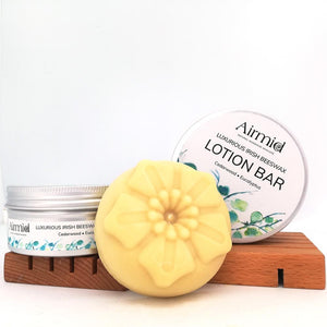 Cedarwood & Eucalyptus Luxury Lotion Bar