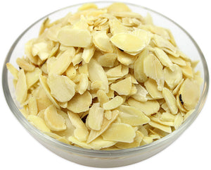Almonds flakes (sliced) 100g - Ecoanniepooh