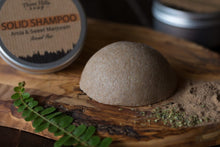 Load image into Gallery viewer, Amla and Sweet Marjoram Solid Shampoo-Normal hair - Ecoanniepooh