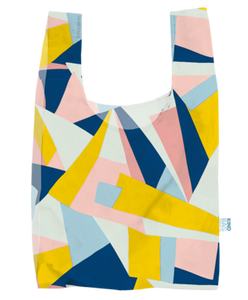 The Kind Bag Reusable shopping bag made from recycled plastic bottles (various patterns available) - Ecoanniepooh