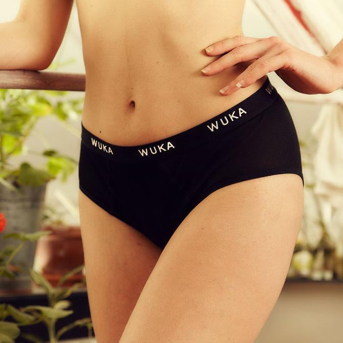 WUKA® Period Pants  (Light Flow) - Ecoanniepooh