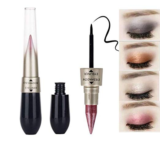 Eyeshadow & Eyeliner Pen Long Lasting Quick Dry Waterproof