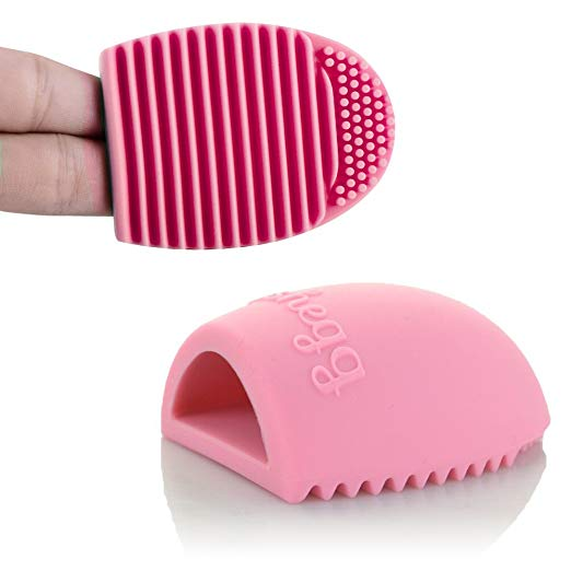 Makeup Brush Cleaner Egg