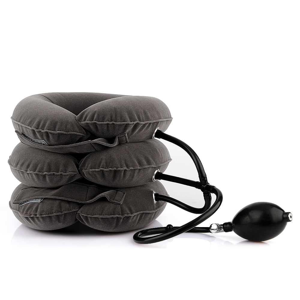 Inflatable Air Cervical Neck Traction Neck Massage