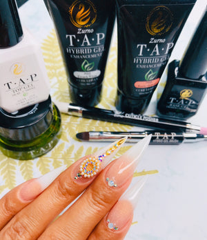 SHINE -T.A.P Hybrid Gel Starter SET / STUDENT KIT- French Collection