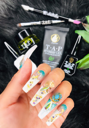 T.A.P- HYBRID GEL Nail System- SEPERATE LISTINGS
