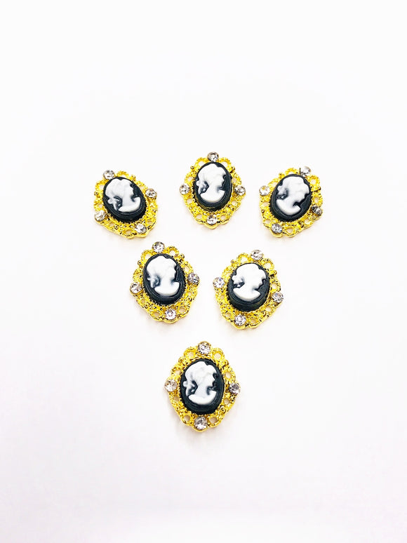 SHINE Metal Alloy Charms -