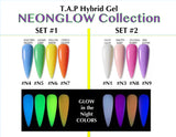 SHINE -  T.A.P Hybrid -NEONGLOW Collection-Starter Kit #2