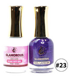 ZURNO- GLAMOROUS DUO GEL - 24 Colors