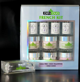 ZURNO- Pro Dip Kit Complete Set-4DIP ESSENTIALS- French Collection