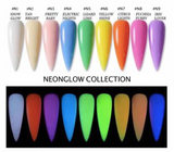 T.A.P- HYBRID GEL / NEONGLOW Collection 9 COLORS Available