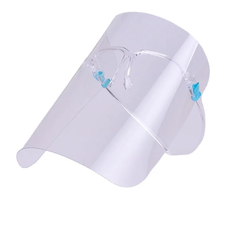 Safety Face Shield~ Protection Indoors & Outdoors