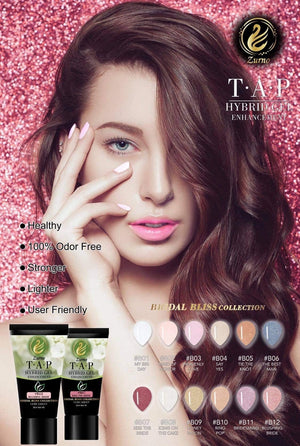 T.A.P- #B10 RING POP - BRIDAL BLISS HYBRID GEL/ 30ML
