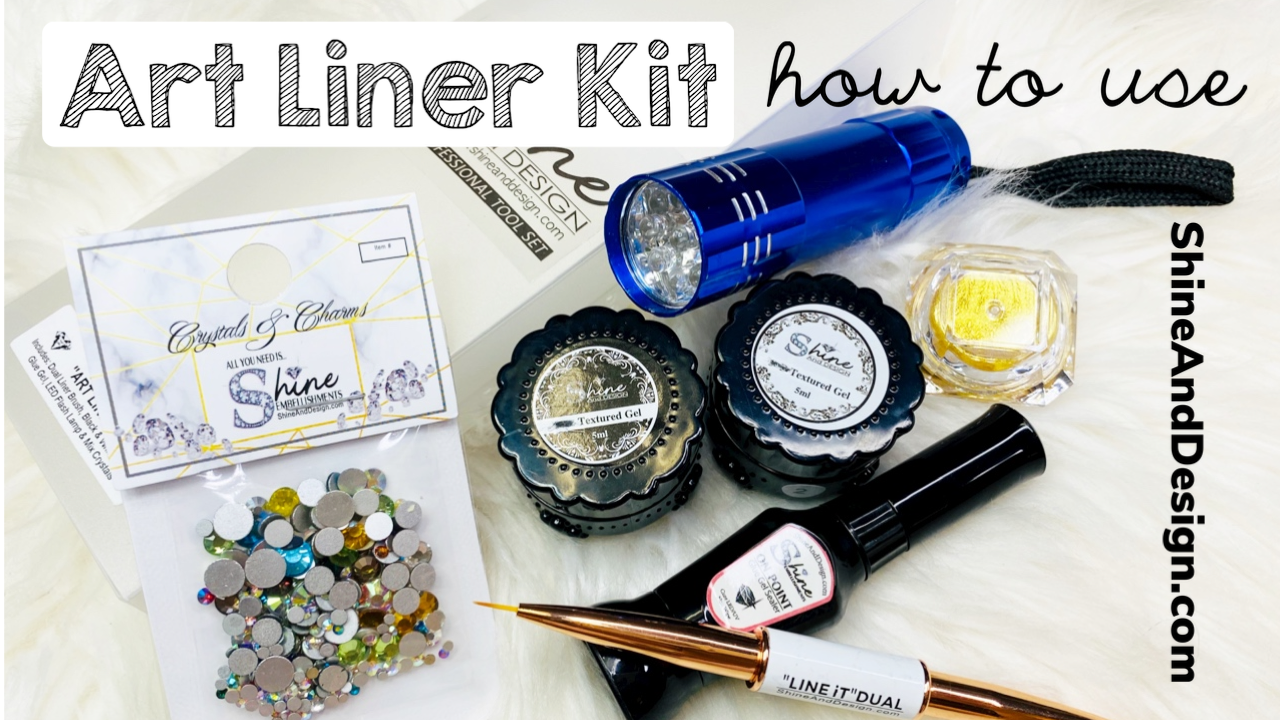 SHINE- Art Liner Kit- Bundle