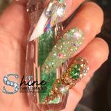 SHINE- Crystal Pixie- Lime Green/ 5g (1440pcs)