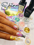 SHINE- HALO-Glitter Mermaid Mix - 6 Colors Set