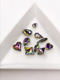 SHINE- Vitrail Medium -Mix Pointed Back Crystals #223