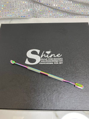 SHINE- Professional Manicurist Tool Set /9 pcs
