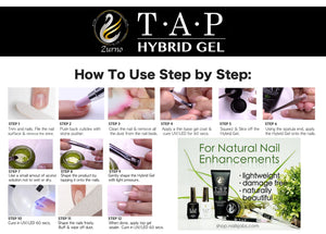 T.A.P- Dual Pack- Top + Base Gel