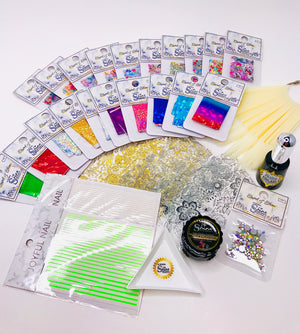 Spring Bundle Foil Kit~ Limited Edition 01