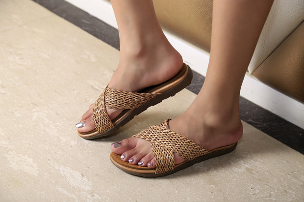 Jootavoota Women Copper Flat(JV-105)