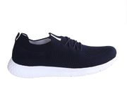 JOOTAVOOTA Women's & Girl's Casual Shoes | Stylish Athletic Shoes | Running Lightweight Breathable Shoes | Walking Shoes |Sock Sneakers | (Navy Color)