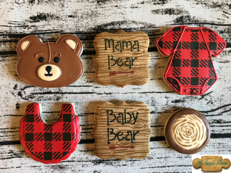 Woodland Baby Shower 2