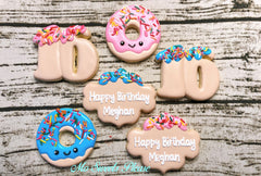 Sweet 16 Donut Theme