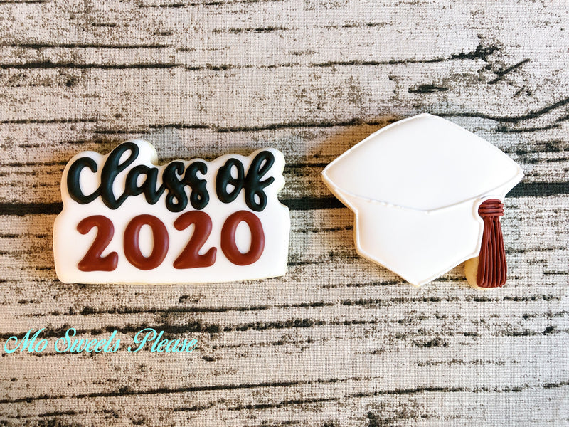 Class of 2020 and Graduation Cap