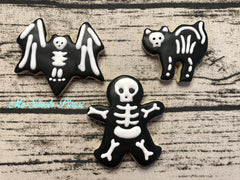 Skeleton Bone Cookies
