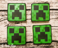 Decorated Sugar Cookie Minecraft Creeper Gaming