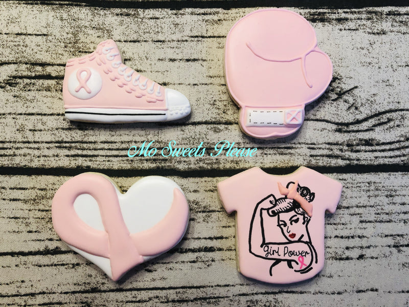 Cancer Awareness Cookies