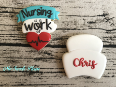 Nurse Appreciation Personalized