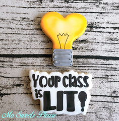 Your Class is Lit - Gift Boxed