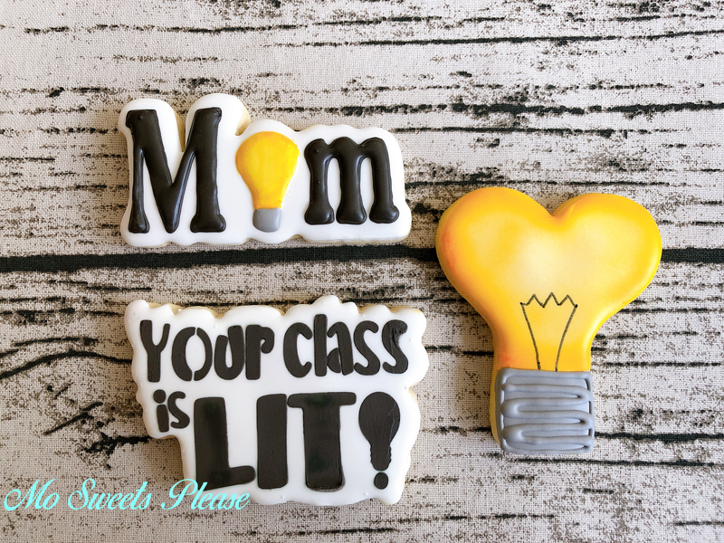 Your Class is Lit Mom OR Dad - Gift Boxed