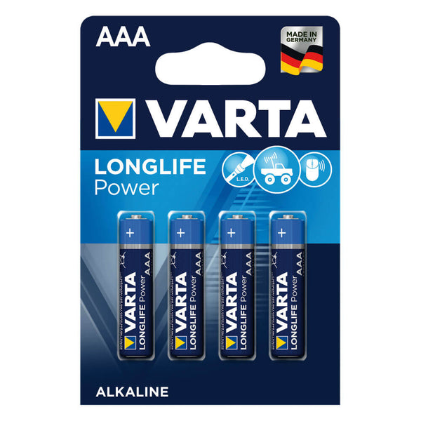 Batterie Alkaline LONGLIFE POWER