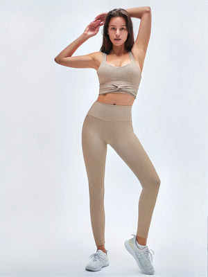 1 SEAMLESS SOLID RIBBED SETS