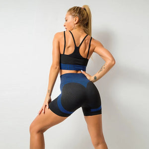SIS SEAMLESS SHORT SETS - Rydess.com