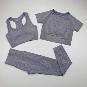 Vital  Twist Seamless Sets( 3Pcs) - Rydess.com