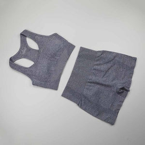 Vital Twist Seamless Short Set (2pcs) - Rydess.com