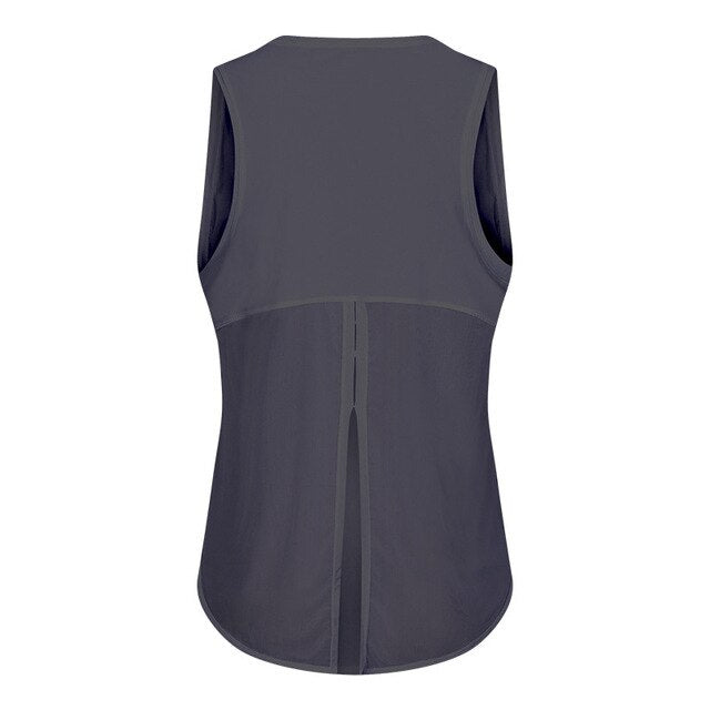 Breathable Mesh Yoga Tops - Rydess.com