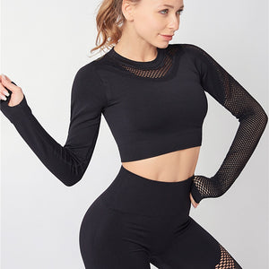 Bloom Seamless Long Sleeve - Rydess.com