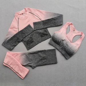 Ombre Seamless Sets( 3Pcs) - Rydess.com