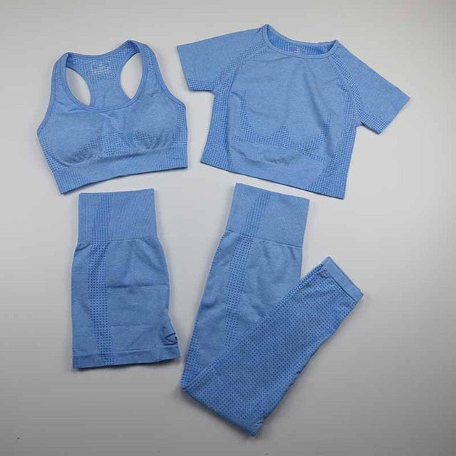 Vital Twist  Seamless Sets ( 4pcs) - Rydess.com