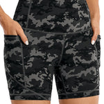 Flex Short With Side Pockets - Rydess.com