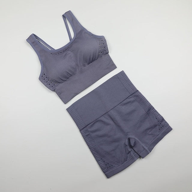 Energy Seamless  Short Sets - Rydess.com