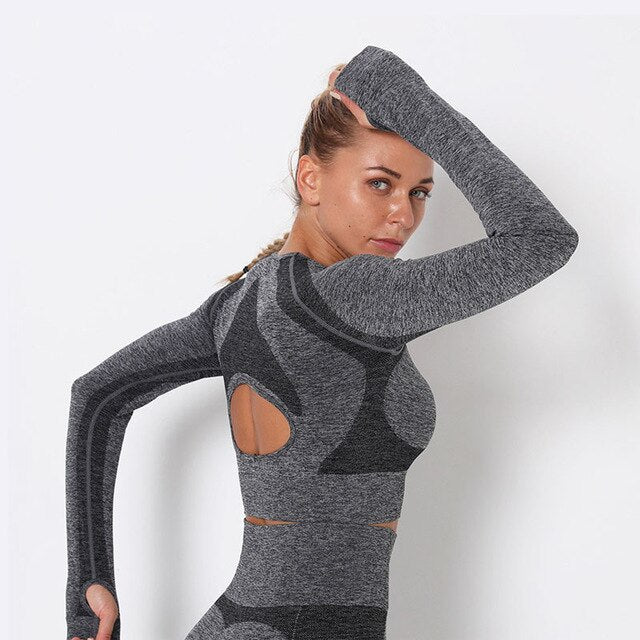 FLEX FLEXY SEAMLESSS SETS - Rydess.com